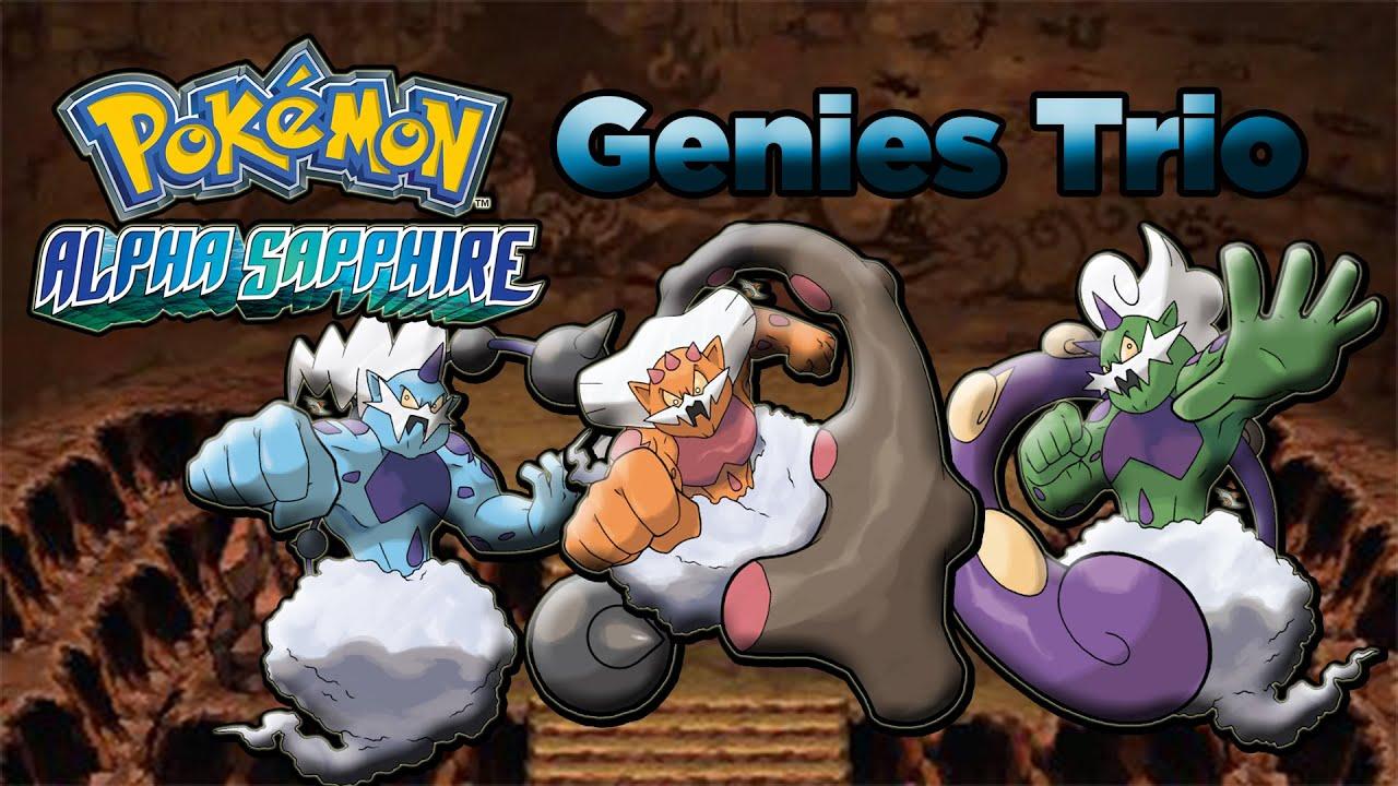 how to get landorus in pokemon alpha sapphire