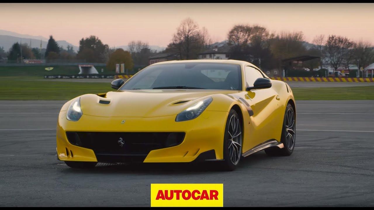Ferrari F12 Hd Wallpapers Extreme Ferrari F12tdf Driven A Beauty And A Beast