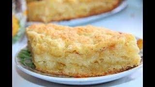 Болгарский яблочный пирог: рецепт от Алейки