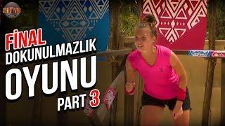 Final Dokunulmazlık Oyunu 3. Part   32. Bölüm   Survivor Türkiye - Yunanistan