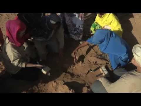 Forensic Anthropology and Human Rights: Somaliland Field School 2014
