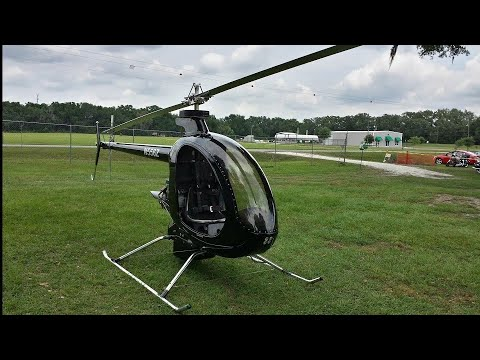 mosquito-xet-turbine-helicopter-walkaround-and-flight