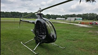 *For Sale* Mosquito XET Turbine Helicopter Walkaround and Flight