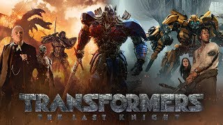 TRANSFORMERS: THE LAST KNIGHT | Trailer #4 | DE