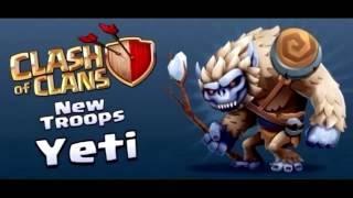 Clash of clans (YENI ADAMI YETI)