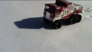 Rc Cwr - Losi Snow Trekker 6x6