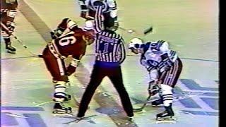 СССР - Winnipeg Jets 1977-01-06 (3 период)