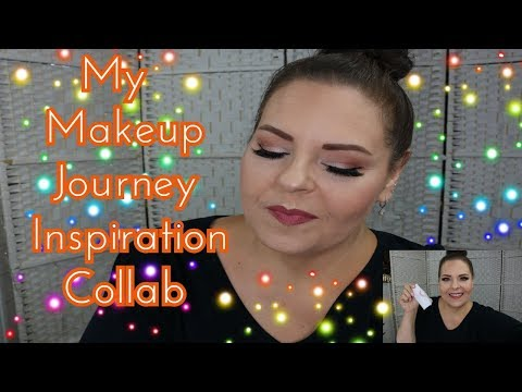 MY MAKEUP JOURNEY INSPIRATION - A COLLAB WITH THE MAGNIFICENT 7  l Sherri Ward thumbnail