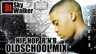 OldSchool DJ Mix Hip Hop RnB Throwback Classics Rap Music | DJ SkyWalker