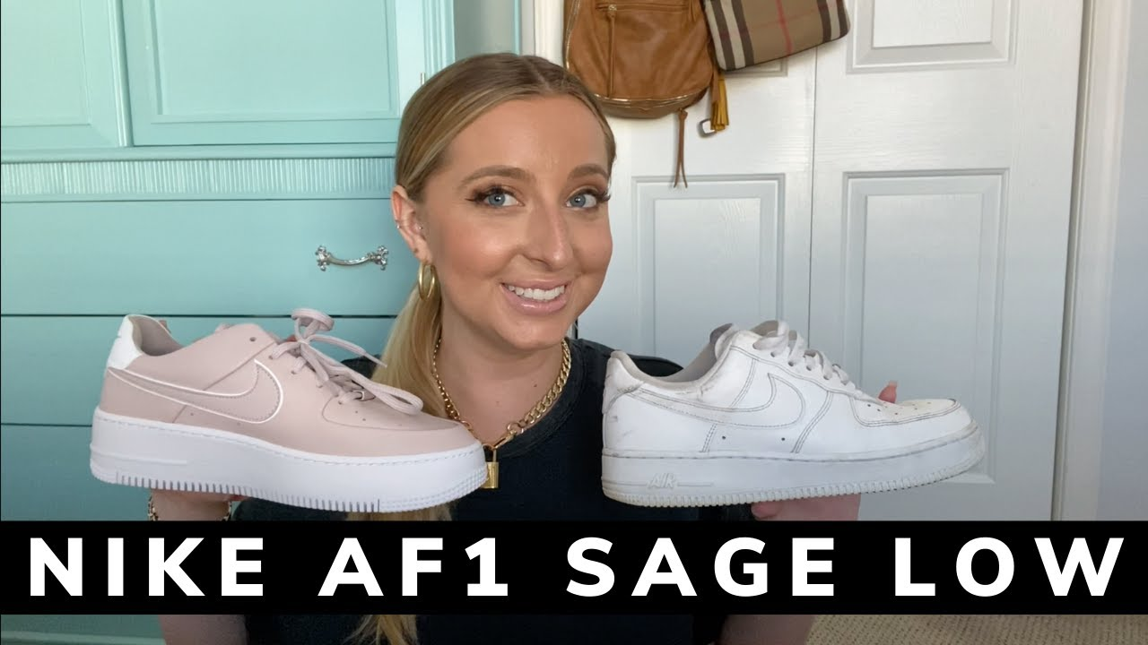 nike air force 1 womens sizing