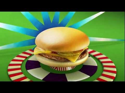 McDonalds Euro Saver Menu