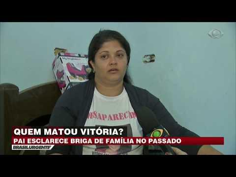 Assassinato da menina Vitória permanece sem resposta