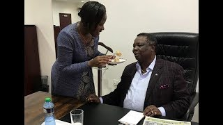 I hope God will forgive me for marrying another wife - Francis Atwoli