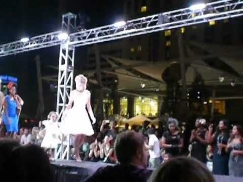 Fashion's Night Out Salt Lake City - Bettie Page