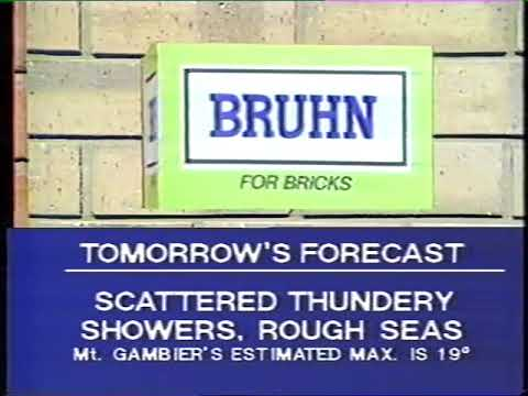 SES8 Weather Check 1980's