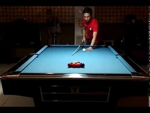 Final Geby vs Bombata | One Day Tournament Harmony Billiard 14/10/17