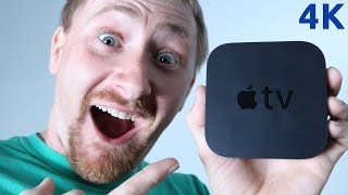 Apple TV (3rd Gen) Update 2015 - NEW Overview in 4K