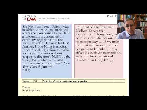 hong-kong-company-law-lecture-11-disclosure-to-members,-part-c