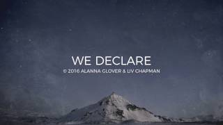 We Declare (Lyric Video) // Emu Music