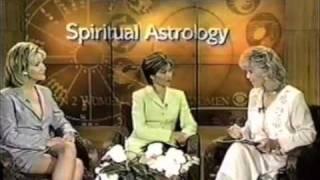 Jan Spiller on TV - Astrology - Spiritual Advice - Free Horoscopes
