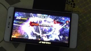 Chơi game 3D trên Gionee M5 mini