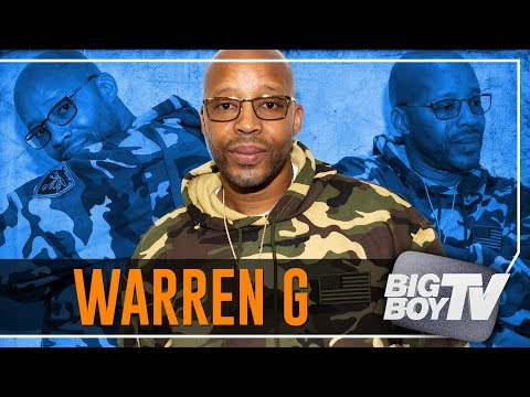 Warren G on His Doc, 'G Funk', History of 213, Working w/ 2Pac, Dr. Dre, & Nate Dogg