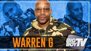 Warren G on His Doc,