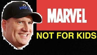 Marvel is NOT for Kids!!!