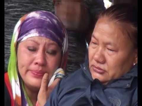 अफगानिस्तानमा मृत्यु भएका १२ नेपालीको  को शव एयरपोर्ट मा र परिवार को दर्दनाक अवस्था