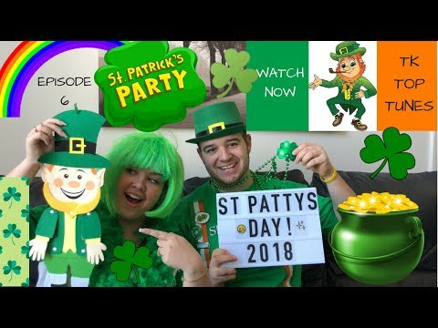 BEST St. Patrick's Day Songs 2018🍀🍻🎧🇨🇮 (TK Top Tunes Episode 6)