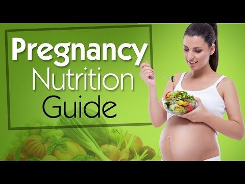 Healthy Pregnancy Tips – Eating Right During Pregnancy
