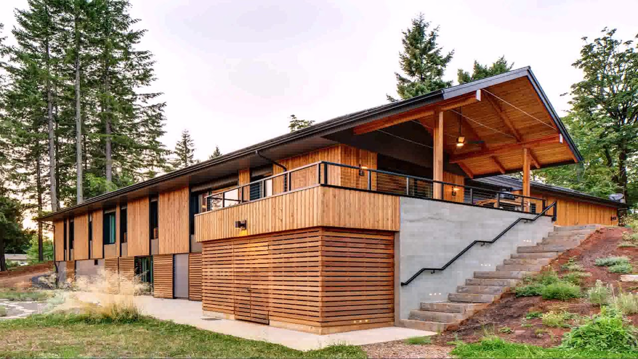 Passive House Plans Canada - YouTube