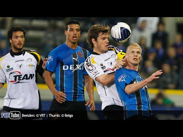 2010-2011 - Jupiler Pro League - PlayOff 1 - 03. Club Brugge - Sporting Lokeren 0-0