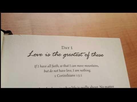 DAY 1 Love Dare