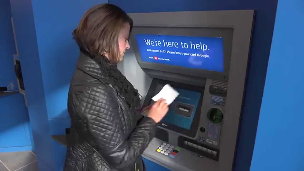 How Cardless Cash Atms Work Youtube