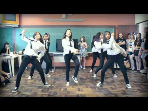 BTS (방탄소년단) – DOPE (쩔어)   by: Wicked Girls - Shinobi Party: 13/12/2015