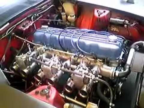 LC-24RS(CF-L型) 『KII86FACTORY』エンジン S30 240Z サファリラリー仕様 ...
