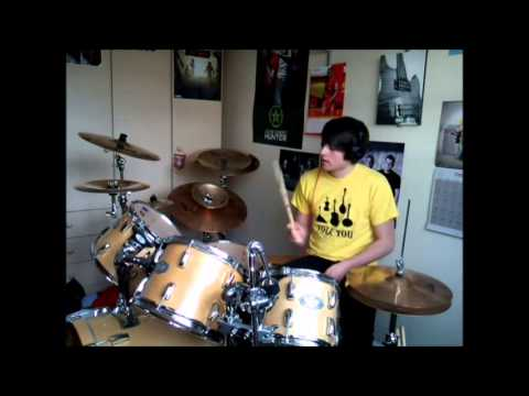 Billy Currington Hard To Be A Hippie Drum Cover
