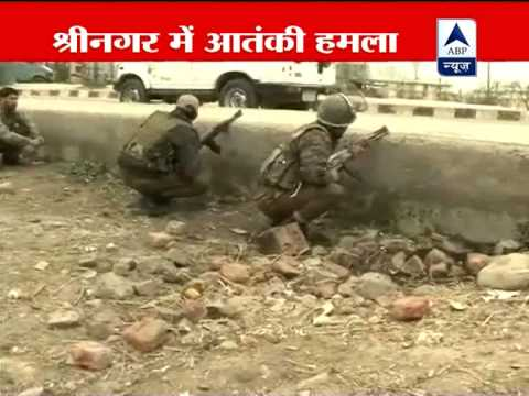 Militants attack security forces in Bemina area of Srinagar