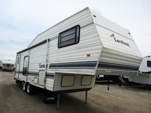 Sierra Cobra Travel Trailer