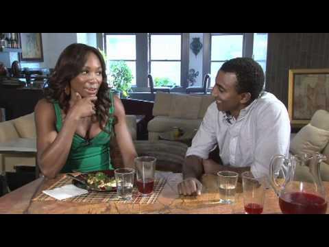 Marcus Interviews Venus Williams