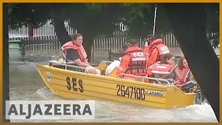 🇦🇺 80 rescued in Queensland from Australia floods l Al Jazeera English