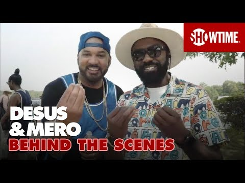 BTS: Take It Ease with the D&M Crew At Orchard Beach  DESUS & MERO  SHOWTIME