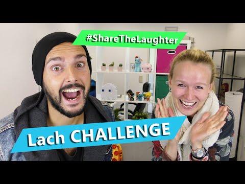 #ShareTheLaughter CHALLENGE | Spiel mit mir Kinderspielzeug *LIVE* | Kathi & Kaan erzählen Witze