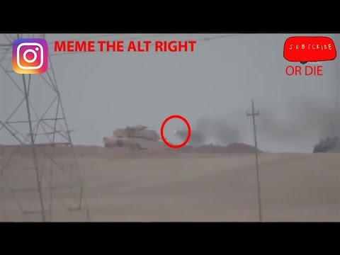 Tank Hunting in