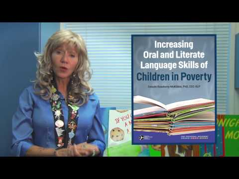 Increasing Oral & Literate Language Skills Of Children In Poverty