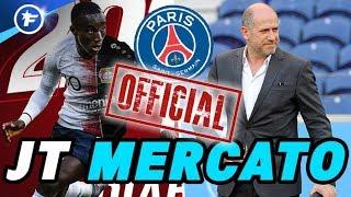 OFFICIEL : le PSG vend Moussa Diaby pour 15 M€, Antero Henrique s'en va | Journal du Mercato