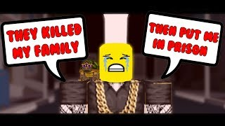 CE ROBLOX STORY WILL MAKE YOU CRY - LAUGH (Épisode 1)