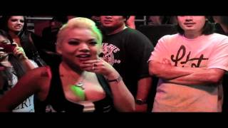 Yumi Doll vs Kc Lyn Female Emcee Battle