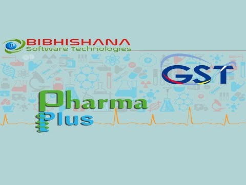 PharmaPlus - A Complete GST Software For Pharmacy Management